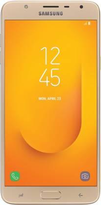 SAMSUNG Galaxy J7 Duo (Gold, 32 GB)