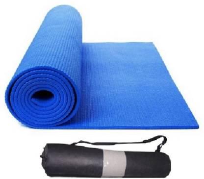AKR 100% EVA ECO FRIENDLY WITH BAG Blue 6 mm Yoga Mat