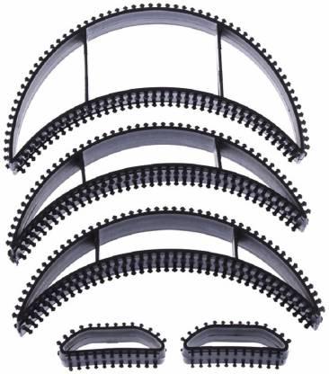 Haveream bumpit set 452 medium Hair Volumizer 5 pcs hair bumpit set