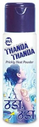 Jinx THANDA THANDA PRICKLY HEAT POWDER NEEM TULSI 150g