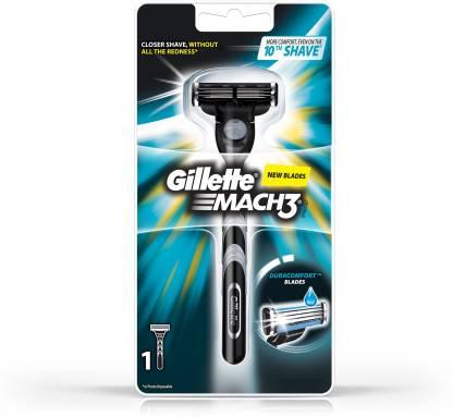 Gillette mach3 new blade razor