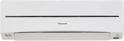 Panasonic 1 Ton 3 Star Split AC  - White