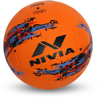 Nivia Storm Football   Size: 5
