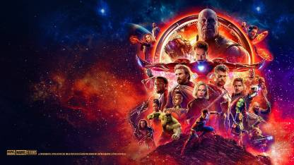 The Avengers Infinity War Paper Print Movies Posters In India Buy Art Film Design Movie Music Nature And Educational Paintings Wallpapers At Flipkart Com