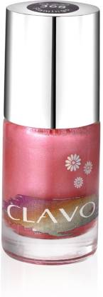 Clavo Long Lasting Special Effects Nail Paint Flamingo