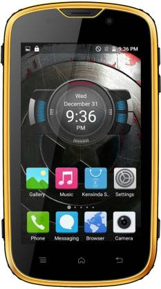 Kenxinda W5 (Black & Yellow, 8 GB)  (1 GB RAM)