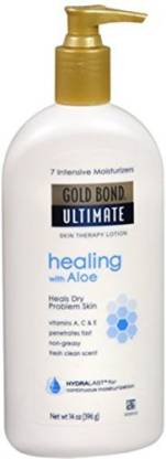 Generic Gold Bond Ultimate lotion