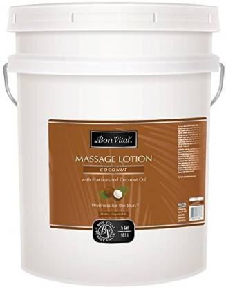 Bon Vital Coconut Massage lotion