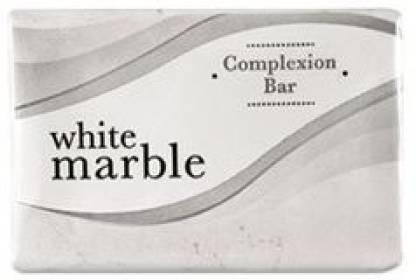 White Marble Basi Soap Bar
