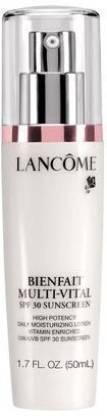 LANCOME PARIS Bienfait MultiVital Hour Moisturizing lotion