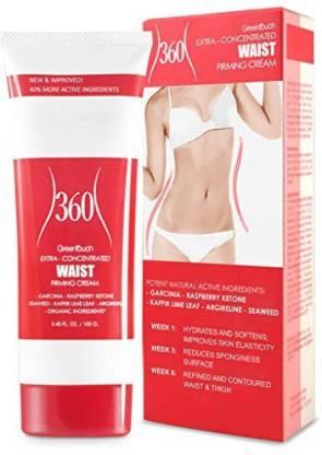 GREENTOUCH Anti Cellulite Cream For Waist Hips And Abdomen