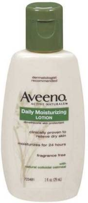 Generic Johnson And Johnson Aveeno Daily Moisture Body lotion