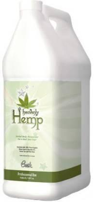 Generic Bask Heavenly Hemp Moisturiser Gallon Sunbed Cream Lotion