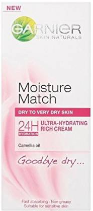 GARNIER Moisture Match Ultra Hydrating Rich Cream