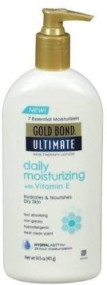 Chattem Gold Bond Ultimate Daily Moisturizing Skin Therapy lotion