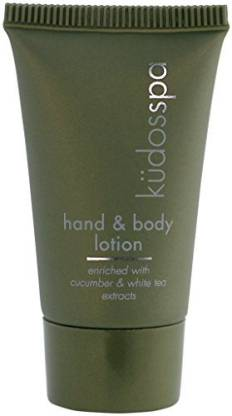 Kudos Spa Tube Body lotion