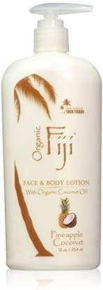 Organic Fiji Nourishing lotion