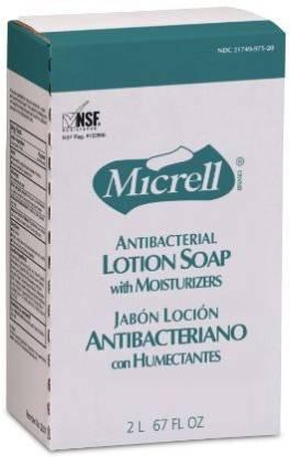 Generic Gojo Antibacterial Lotion