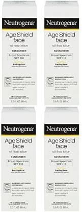 NEUTROGENA Age Shield Face Artot OilFree lotion