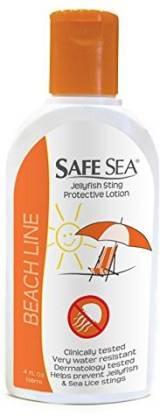 Safe Sea Sunblock Jellyfish Sting Protective Lotion