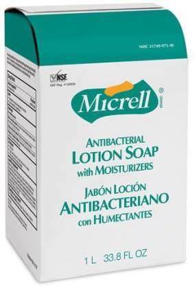 Generic Gojo Micrell Nxt Antibacterial lotion