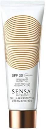 Generic Kanebo Sensai Silky Bronze Cellular Protective Cream For Face