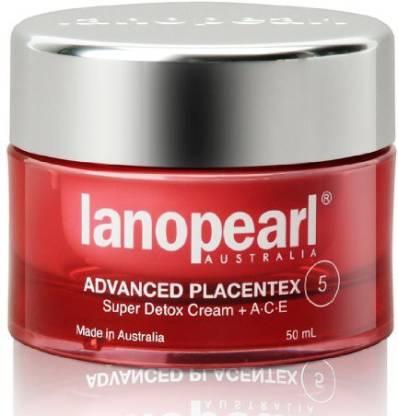 Leostorebeauty Lanopearl Advanced Placentex Detox Cream