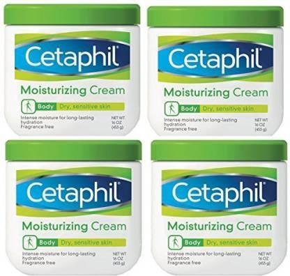 Cetaphil Fragrancefree Moisturizing Cream