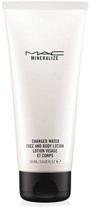 Generic Mac Mineralize Charged Water Face Body Lotion