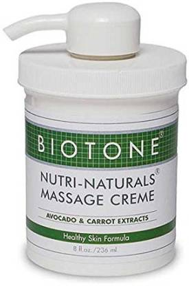 Rolyn Prest Biotone NutriNaturals Creme And lotion
