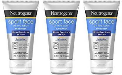 NEUTROGENA Ultimate Owxym Sport Face OilFree Lotion Sunscreen Lotion