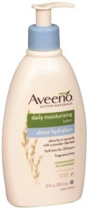 Generic Aveeno Active Naturals Daily Moisturizing lotion
