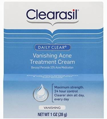 Generic Clearasil Daily Clear Vanishing Cream
