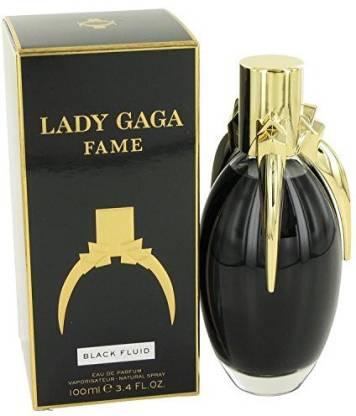Generic Lady Gaga Fame Black Lady Gaga Eau De Parfum Spray Black Body lotion