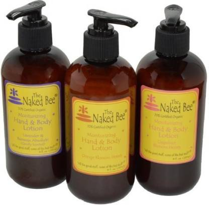 The Naked Bee Naked Bee Hand Body lotion