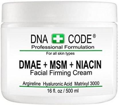 Generic AntiAging Magic DmaeMsmNiacin Firming Cream