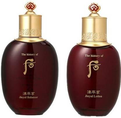 Generic Korean Cosmeti Lg Household Health Care The Whoo Jinyulhyang Jinyul Basic Piece