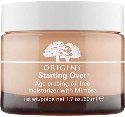 Origins Starting Over AgeErasing OilFree lotion