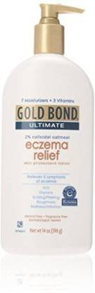 Generic Gold Bond Ultimate Eczema Relief Lotion