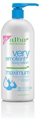 Alba Botanica Natural Very Emollient Body lotion