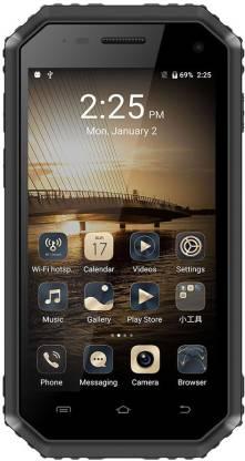 Kenxinda W6 (Black & Grey, 8 GB)