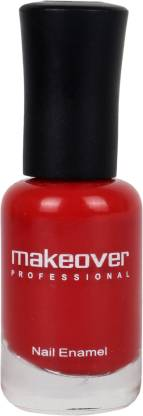 makeover PROFESSIONAL Nail Paint Red Petal 26-9ml Red Petal
