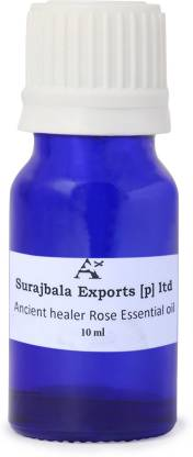 Ancient Healer 100% Pure Natural Rose Oi