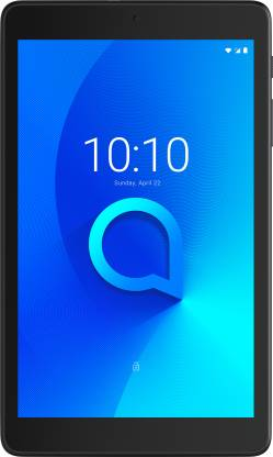 Alcatel 3T 8 3 GB RAM 32 GB ROM 8 inch with Wi-Fi+4G Tablet (Metallic Black)