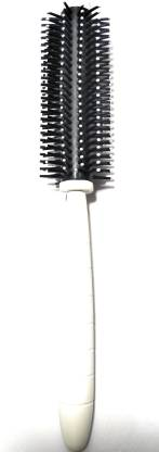 ClueSteps Round Hair Comb or Brush (Hair Brush for Unisex)