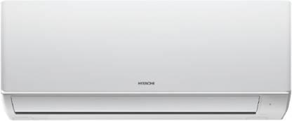 Hitachi 1 Ton 3 Star Split Inverter AC  - White