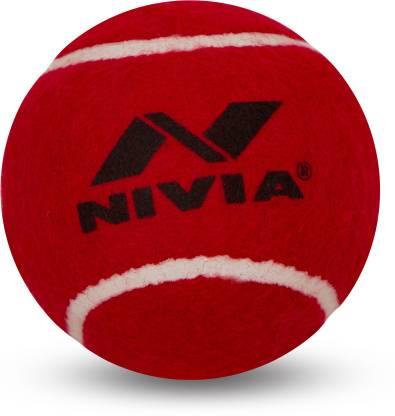 NIVIA Cricket Tennis Ball Tennis Ball
