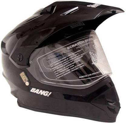 Steelbird SteelbirdMotorcross Bang -42 Helmet Motorbike Helmet
