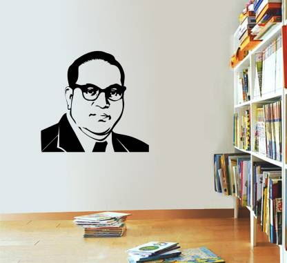 Dr Bhim Rao Ambedkar Wall Sticker & Decal Sticker   IMAGES, GIF, ANIMATED GIF, WALLPAPER, STICKER FOR WHATSAPP & FACEBOOK