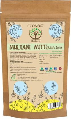 Econbioroots Multani Mitti Powder 100gms